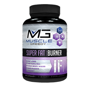 Super Fat Burner - IF Friendly - Fasted Workout Formula