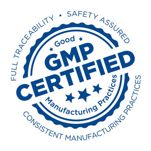 MuscleGreedy products are GMP Certified