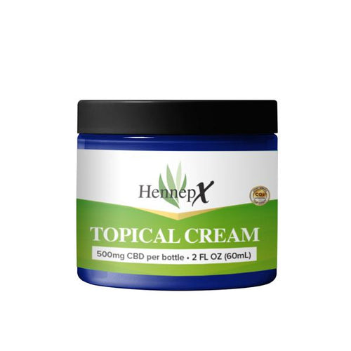 500mg CBD Topical Lotion