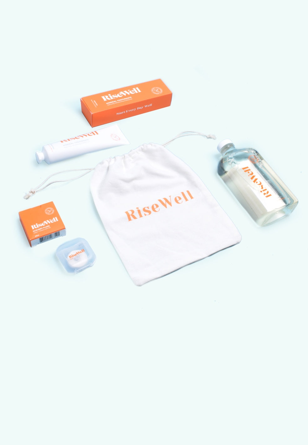Oral Care Full-Size Bundle