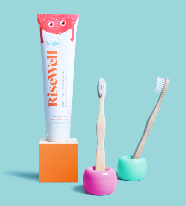 RiseWell Natural Kids Toothpaste