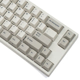 Leopold FC660M PD 60% Mechanical Keyboard - White/Grey