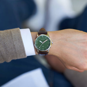 Manhattan Series 886 | Green