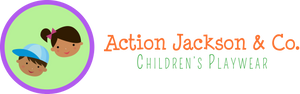Action Jackson & Co. Children's Playwear