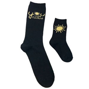 """SONshine"" Mommy & Me Socks"