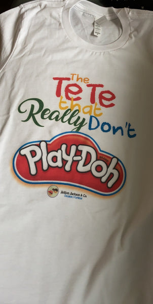 "The ""Play-Doh"" Tee"