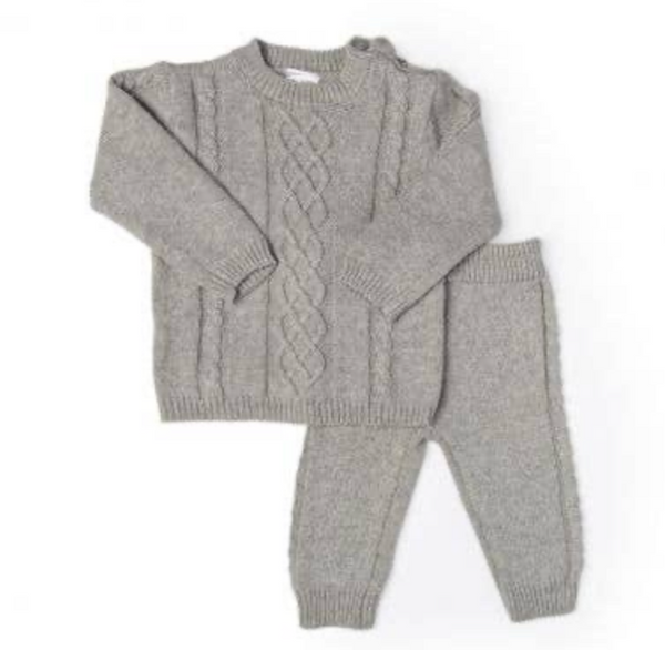 Neatly Knitted Set