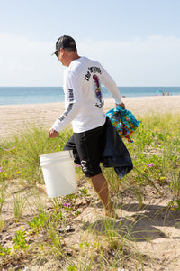 First Official Beach Cleanup!