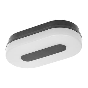 Black / White LED Bulkhead Wall Or Ceiling Light - Choice Of Style