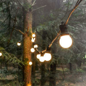 LED Festoon Outdoor String Lights - Range Of Styles Available