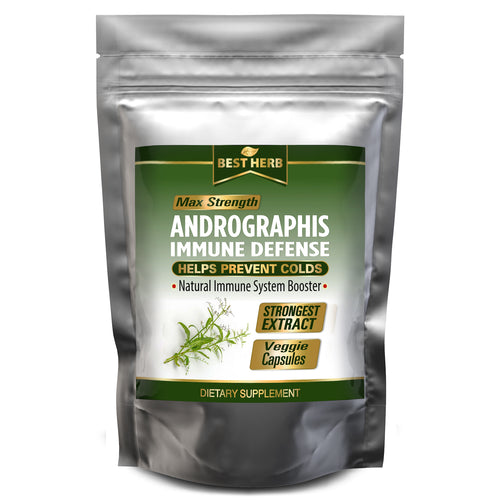 240 x Capsules Andrographis Paniculata Indian Echinacea AntiViral Properties Respiratory Immune Support Treat Flu Cold Pills