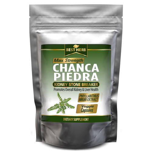 240 x Capsules Chanca Piedra Kidney Stone Gallstone Breaker Herbal Remedy