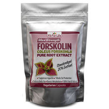 Load image into Gallery viewer, 240 x Capsules Keto Forskolin Max Strength (COLEUS FORSKOHLII) Weight Loss Pills