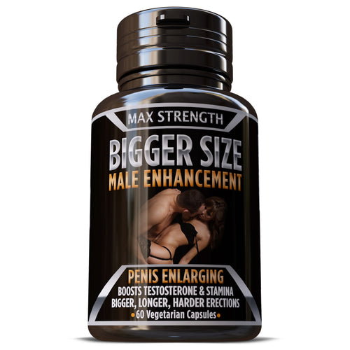 Bigger Size Erectile Dysfunction Male Enhancement Sexual Stamina Pills