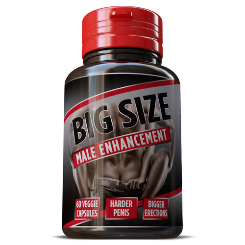 Big Size Penis Male Enhancement Erection Booster Erectile Dysfunction Pills