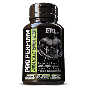 Pro Perform Anabolic Enhancer Herbal Supplement Capsules Pills