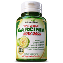 Load image into Gallery viewer, Garcinia Cambogia Max 3000 Weight Loss Slimming Diet Herbal Supplement Capsules Pills