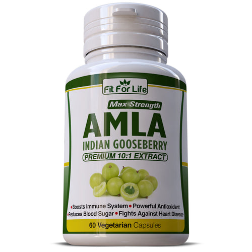 Amla (Amalaki Indian Gooseberry) High In Vitamin C 100% Pure Extract Boost Immune System