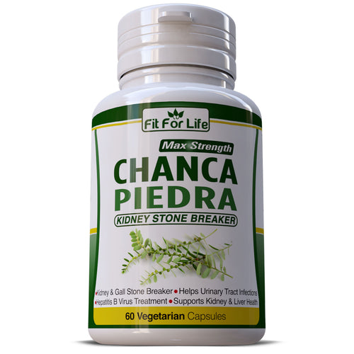 Chanca Piedra Kidney Stone Gallstone Breaker Herbal Remedy Capsules
