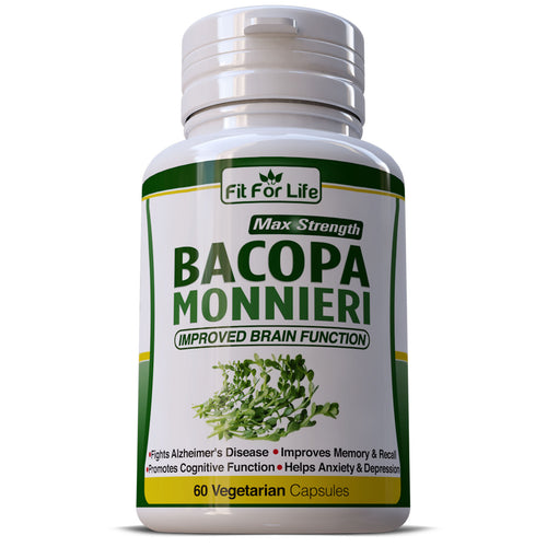 Bacopa Monnieri (Brahmi) Leaf Extract Memory Enhancement