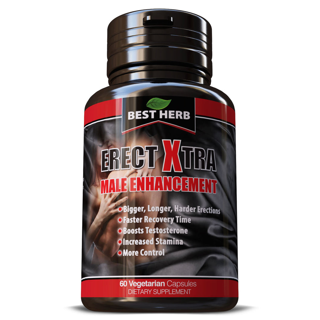 Best Herb Erect Extra Herbal Supplement Male Enhancement Sexual Stamina Capsules Pills
