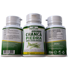 Load image into Gallery viewer, Chanca Piedra Kidney Stone Gallstone Breaker Herbal Remedy Capsules