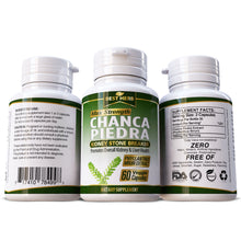 Load image into Gallery viewer, Chanca Piedra 100% Pure & Natural Supplement Kidney Gall Stones Breaker