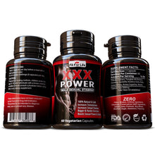 Load image into Gallery viewer, XXX Power Booster Male Enhancement Herbal Supplement Pills