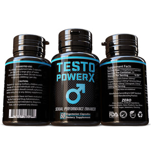 Testosterone Booster Sexual Stamina Male Enhancement Erection Supplement