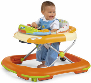 Are Baby Walkers Safe for Your Baby
