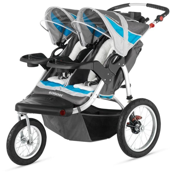 Jogging Stroller Safety Tips - ANB Baby