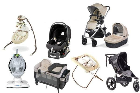 Baby Products Essential Gears for Your Baby