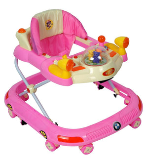 Help Your Baby to Take First Step With Baby Walkers