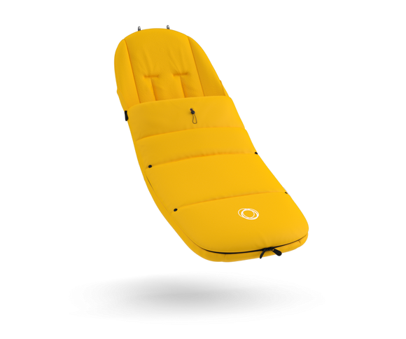 Bugaboo Footmuff - Yellow - ANB Baby