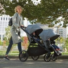 BABY JOGGER Converts to a Double Stroller - ANB Baby