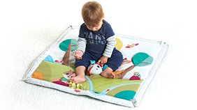 TINY LOVE Into the Forest Gymini Deluxe Sit and Play - ANB Baby