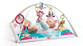 Tiny Princess Tales Gymini Deluxe Lying - ANB Baby
