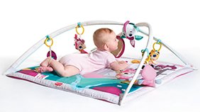 Tiny Princess Tales Gymini Deluxe Tummy Time - ANB Baby
