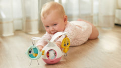 Tummy Time Mobile Entertainer 2-4 Months - GROSS MOTOR SKILLS | ANB Baby