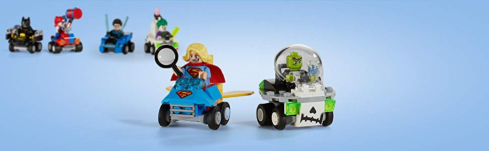 LEGO Super Heroes Mighty Micros Supergirl vs. Brainiac - ANB Baby