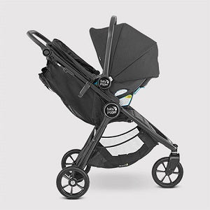 Stroller - BABY JOGGER City Mini GT2 Stroller and City GO Car Seat Complete Travel System
