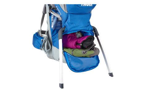 THULE Sapling Elite Child Carrier with Large Zippered Compartment | ANB Baby