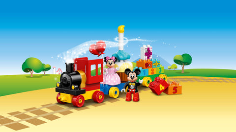 LEGO Celebrate your Birthday with Mickey and Minnie - ANB Baby