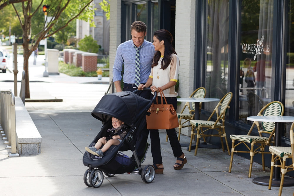 Baby Jogger City Mini Stroller Easy to Navigate - ANB Baby