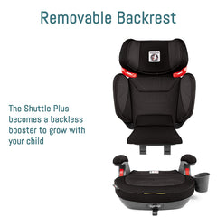 Removable Backrest - ANB Baby