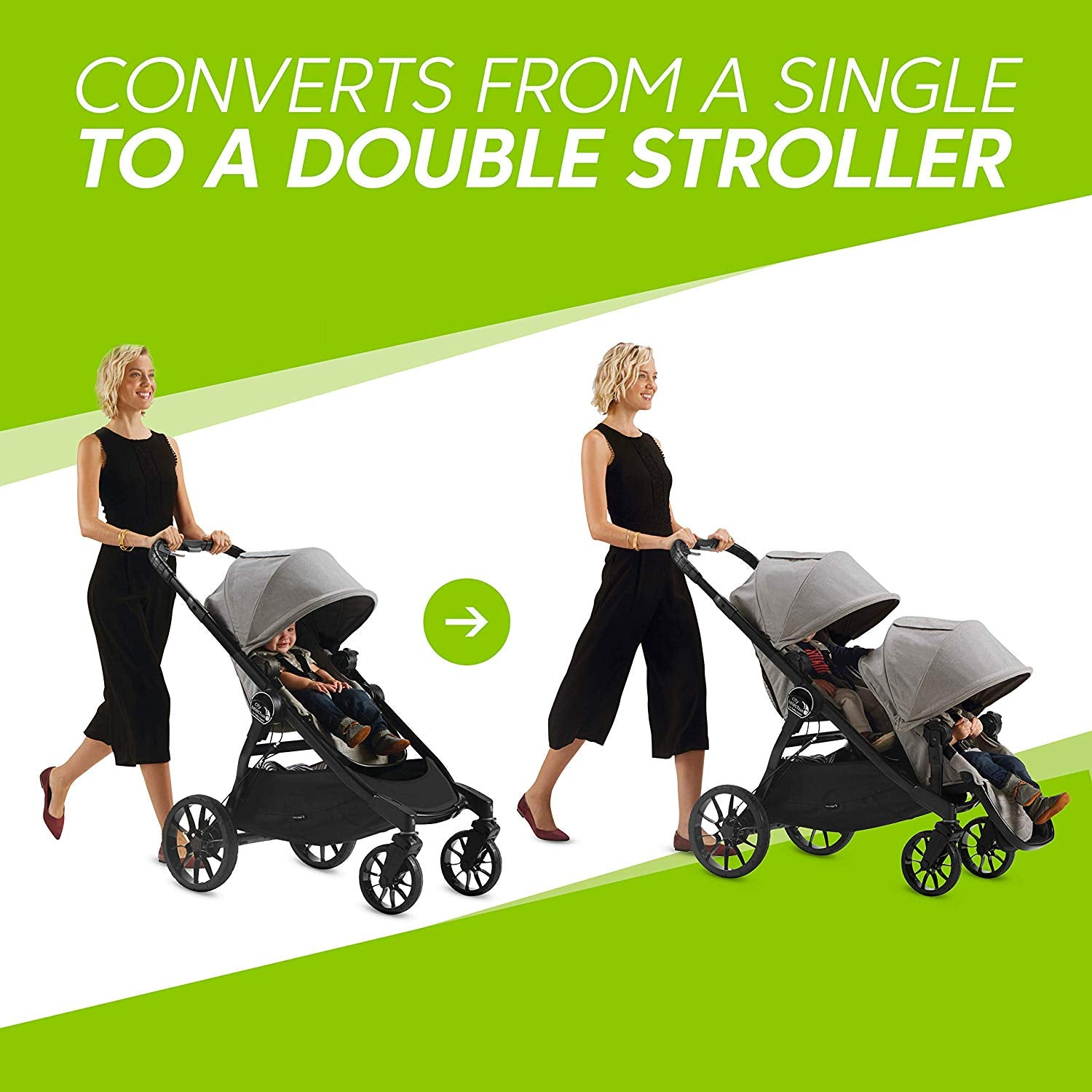 BABY JOGGER City Select® LUX Stroller - ANB Baby