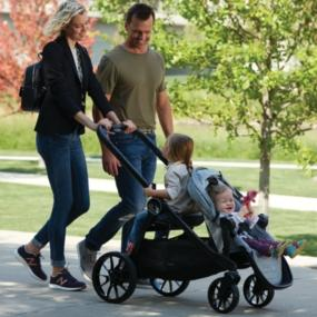 BABY JOGGER City Select® LUX Bench Seat - ANB Baby