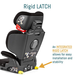 Integrated Rigid LATCH Allows For Easy Installation and Stability - ANB Baby