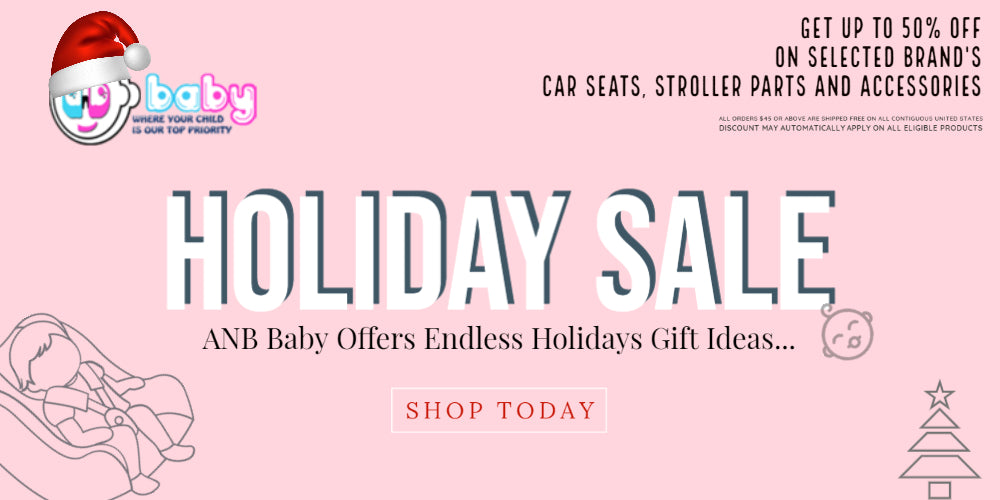 ANB Baby Holiday Sale