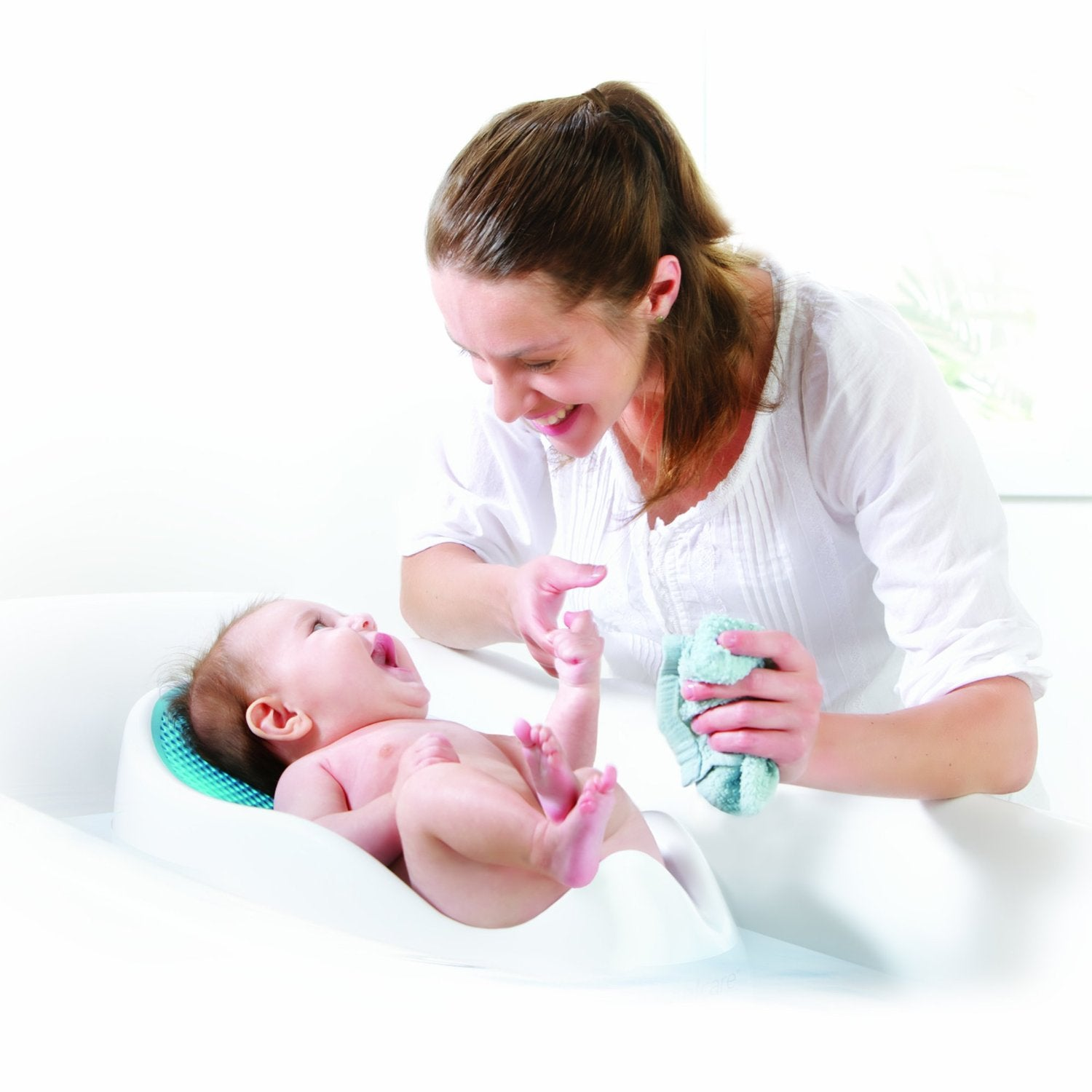 Person, Baby Bath Must-Have Supplies When You Bathe Your Baby